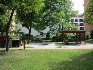 Hof Gemeinschaftsfläche
