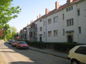 Straßenansicht Roedeliusweg